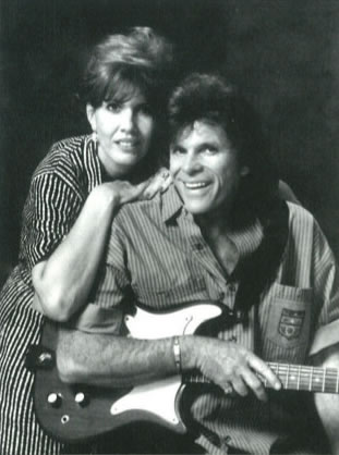 Del Shannon and Wife