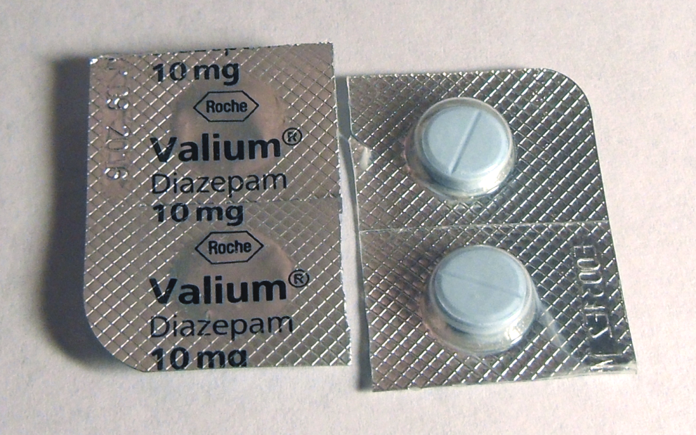 company makes valium