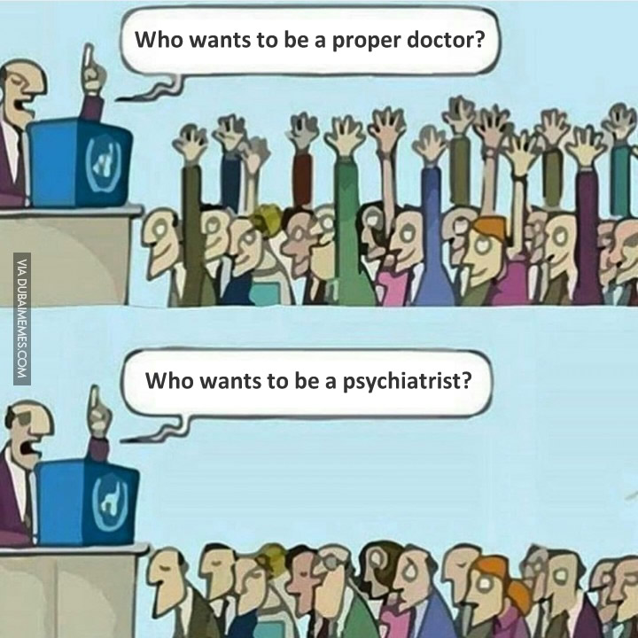 psychiatry whatsapp group name